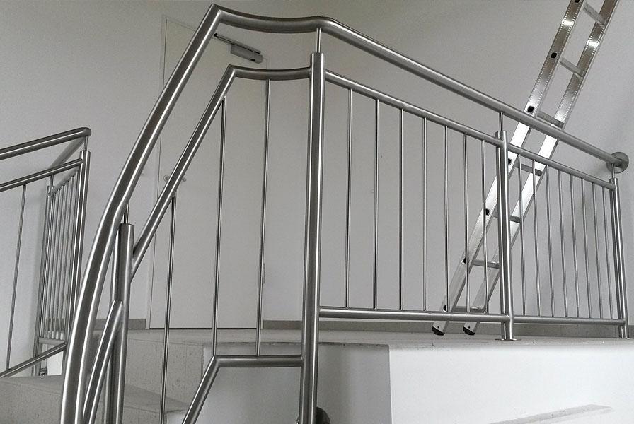 Metasllbau, Bauschlosserei, Geländer